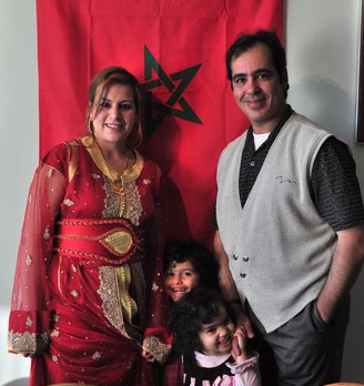 Fatima and Jonathan Ben Khalfia